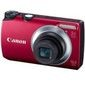 Цифровой фотоаппарат Canon Powershot A3300 IS Red